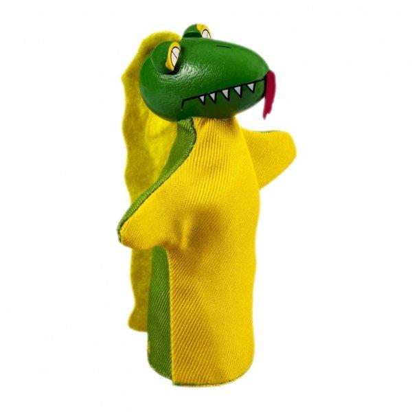 Купить Кукла goki для пальчикового театра Дракон (SO401G-7)