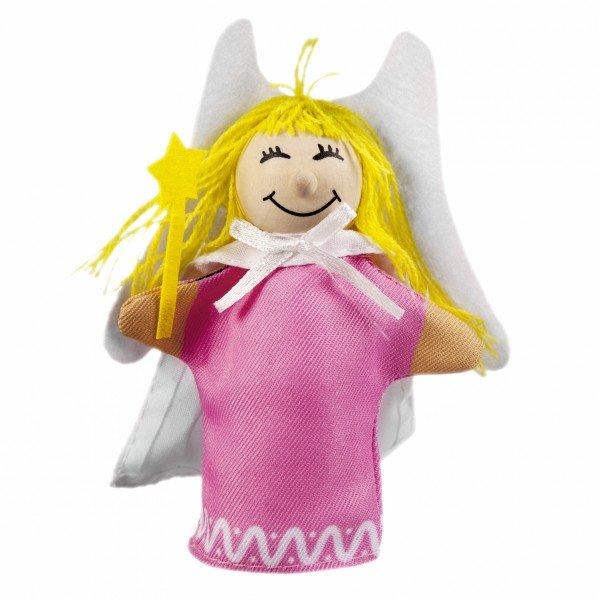 Купить Кукла goki для пальчикового театра Принцесса (SO401G-12)