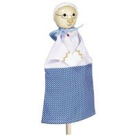 Кукла-перчатка goki Бабушка (51990G)