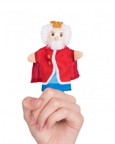 Купить Кукла goki для пальчикового театра Король (SO401G-11)