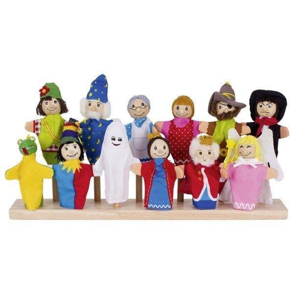 Купить Кукла goki для пальчикового театра Пират (SO401G-5)