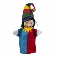 Кукла goki для пальчикового театра Клоун (SO401G-8)