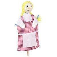 Кукла-перчатка goki Гретель (51997G)
