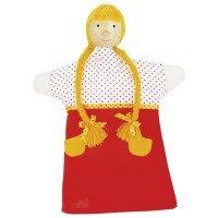Кукла-перчатка goki Гретель (51649G)