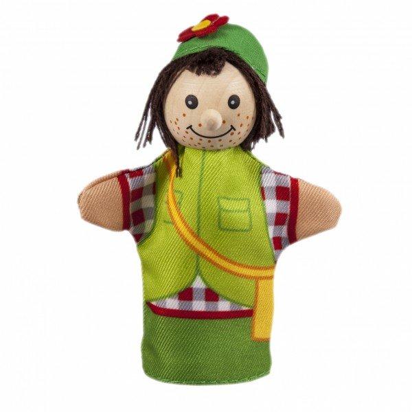 Купить Кукла goki для пальчикового театра Робин Гуд (SO401G-1)