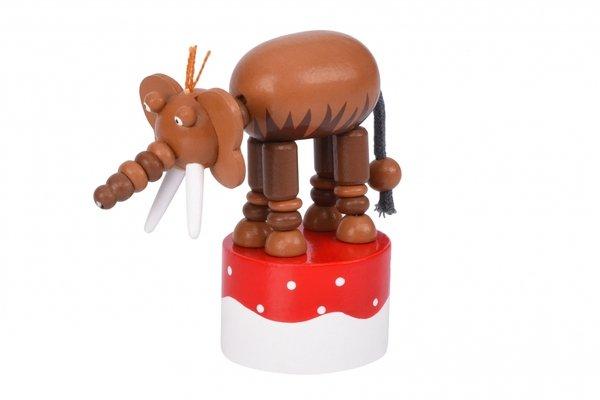 Купить Игрушка goki нажми и тряси Слон (53948G-3)