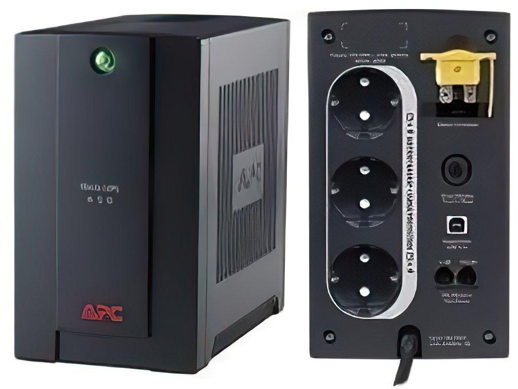 ДБЖ APC Back-UPS 650VA (BX650CI-RS)фото