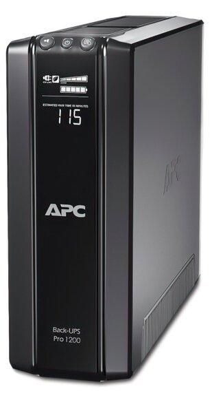 Купить ИБП APC Back-UPS Pro 1200VA, CIS (BR1200G-RS)
