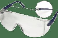 Очки защитные TOPEX 82S110 белые