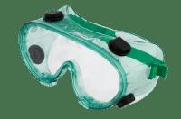 Очки защитные TOPEX 82S107 зеленые