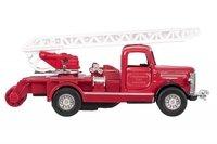 Машинка металическая goki Пожарная ретро-машина лесница (12057G-1)