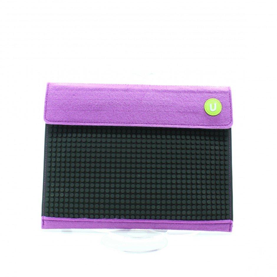 7802e84420fe ≡ Клатч для планшета Upixel-Пурпурно-черный (WY-B010U) – купить в ...