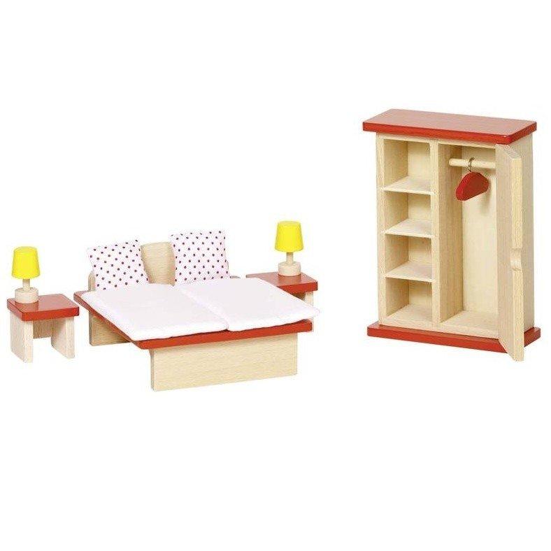 набор для кукол Goki мебель для спальни 51715g купить в киеве цены и отзывы