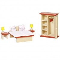 Набор для кукол goki Мебель для спальни (51715G)