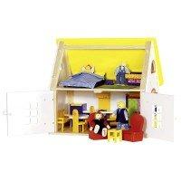 Кукольный домик goki с мебелью (51742G)