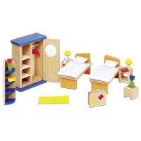 Набор для кукол goki Мебель для спальни (51745G)