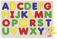 Пазл goki Английский алфавит (GK601G)