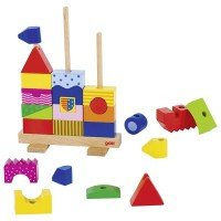 Игрушка goki Пирамидка Замок (58915G)