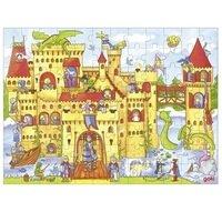 Пазл goki Рыцарский замок (57617G)