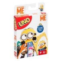 Настольная карточная игра Mattel UNO Гадкий Я (FDV57)
