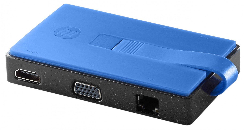 Док-станція HP USB Travel Dockфото1