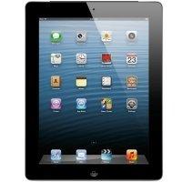 Планшет Apple iPad with Retina display Wi-Fi 128GB (black) (ME392TU/A)