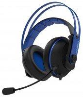 Игровая гарнитура ASUS Cerberus V2 Blue (90YH016B-B1UA00)