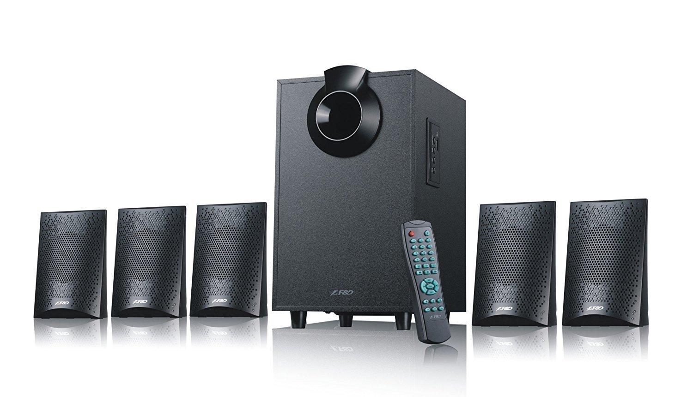 Акустична система 5.1 F & D F1500U Black (430138) фото