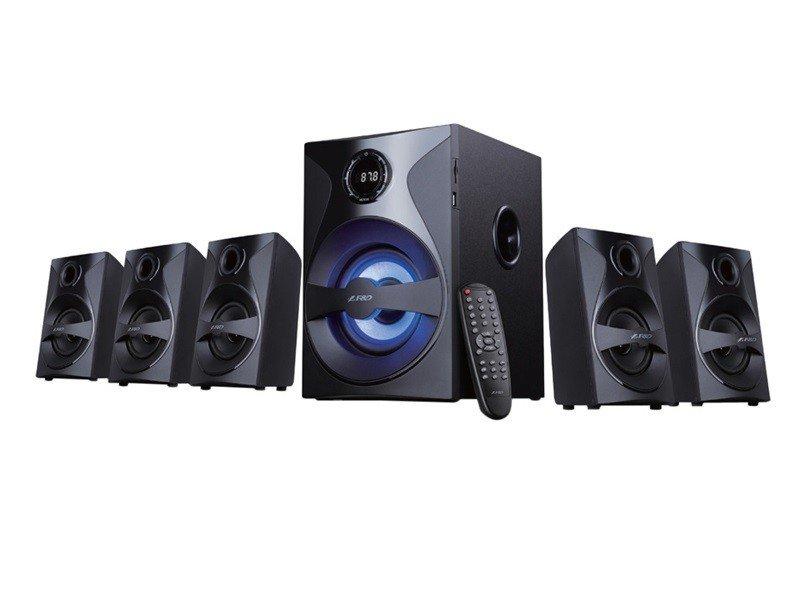 Акустична система 5.1 F & D F3800X Black (430146) фото