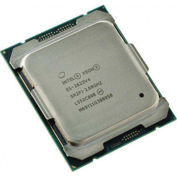 Процесор серверний DELL Intel Xeon E5-2623v4 2.6GHz 10M Cache 4C 85W (338-E5-2623v4)фото