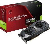 Відеокарта ASUS GeForce GTX 1080 Ti 11GB GDDR5X Poseidon Gaming Rog (POSEIDON-GTX1080TI-P11G)