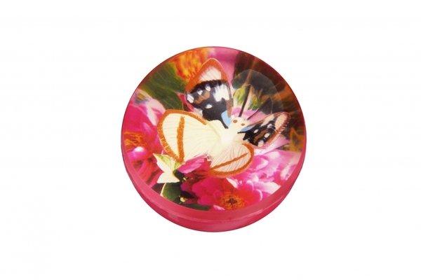 Купить Мячик-попрыгун goki Бабочка белая (16019G-2)
