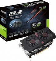 Відеокарта ASUS GeForce GTX 1060 6GB GDDR5 9Gbps Advanced edition (GTX1060-A6G-9GBPS)
