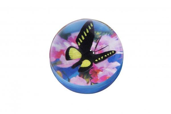 Купить Мячик-попрыгун goki Бабочка черно-желтая (16019G-6)