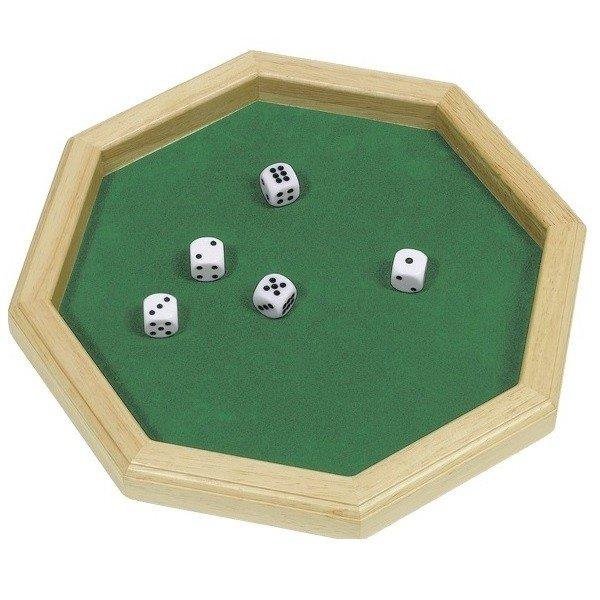 Настольная игра goki Игральные кости (56954G) фото