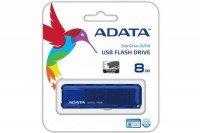 Накопичувач USB 2.0 ADATA DashDrive UV110 8GB Blue (AUV110-8G-RBL)