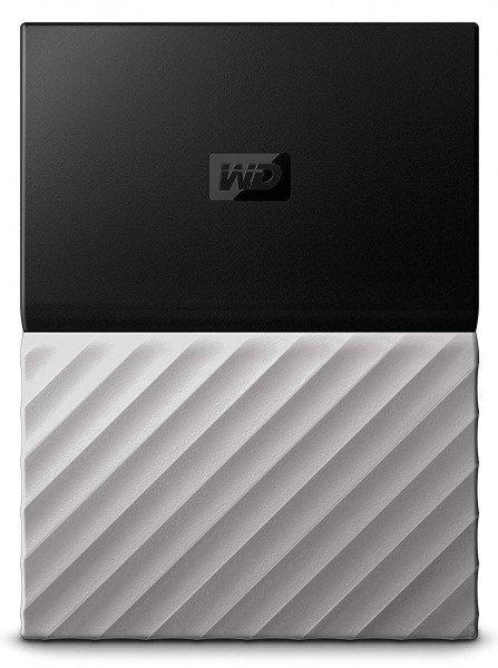 Купить Внешние жесткие диски, Жесткий диск WD 2.5 USB 3.0 4TB My Passport Ultra Gray (WDBFKT0040BGY-WESN)