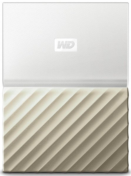 Купить Жесткий диск WD 2.5 USB 3.0 4TB My Passport Ultra Gold (WDBFKT0040BGD-WESN)