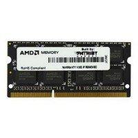 Пам'ять для ноутбука AMD 4GB DDR3 1600 MHz sodimm (R534G1601S1S-U)