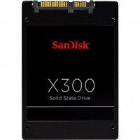 "SSD Накопитель SANDISK X300 128GB 2.5"" SATAIII (SD7SB6S-128G-1122)"