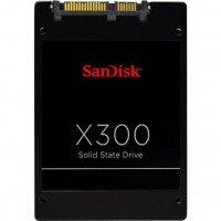 "SSD Накопитель SANDISK X300 512GB 2.5"" SATAIII (SD7SB7S-512G-1122)"