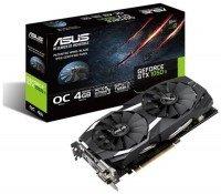 Відеокарта ASUS GeForce GTX 1050TI 4GB DDR5 OC (GTX1050TI-DC2O4G)