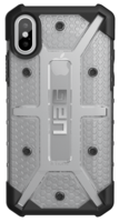 Чехол UAG для iPhone X Plasma Ice Transparent