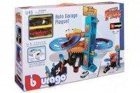 Игровой набор Bburago Паркинг 3 уровня, 2 машинки (18-30361)