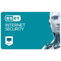 Антивирус ESET Internet Security 2 ПК 2 года Базовая электронная лицензия (EIS-A2-BS-2)