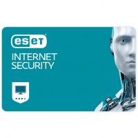 Антивирус ESET Internet Security 3 ПК 1 год Базовая электронная лицензия (EIS-A3-BS-1)