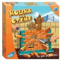 Настольная игра Dream Makers Кошка на стене (1503H)