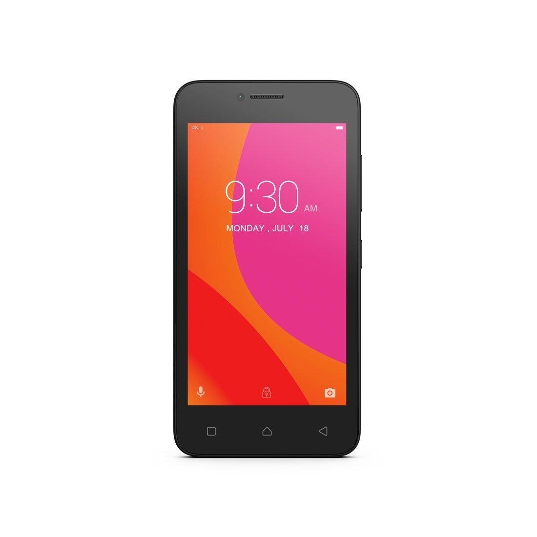 5182c55b24ef9d ≡ Смартфон Lenovo Vibe B A2016A40 DS Black – купить в Киеве | цены ...