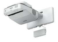 Ультракороткофокусный интерактивный проектор Epson EB-695Wi (3LCD, WXGA, 3500 Lm) (V11H740040)
