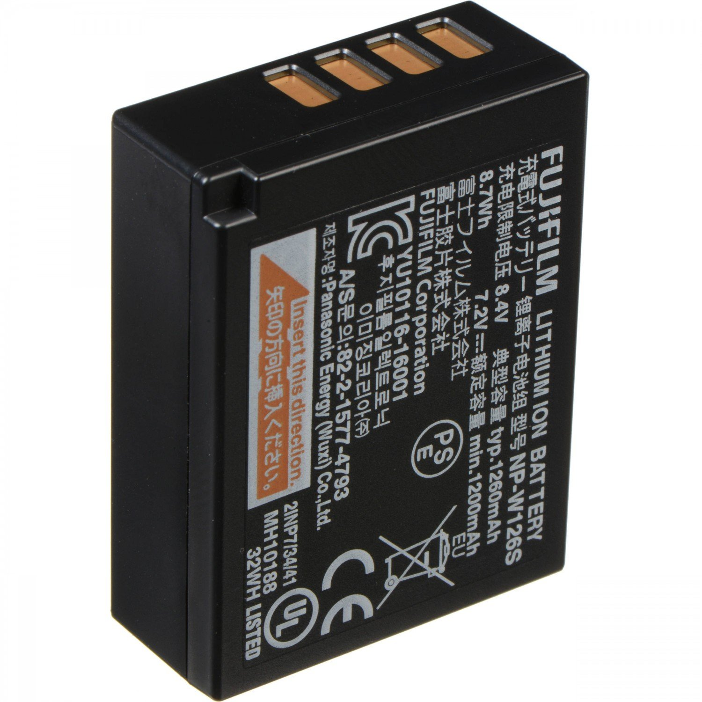 Аккумулятор FUJIFILM NP-W126-S (16528470) фото
